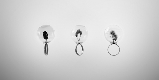 Video Spheres Rings - NOU Interieur