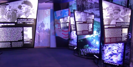 Video Routes of Liberation Promo